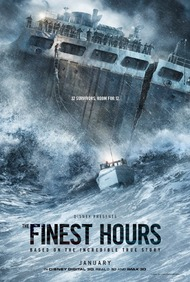 І грянув шторм / The Finest Hours - смотреть онлайн